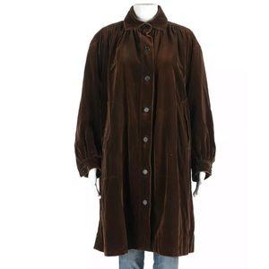 Yves Saint Laurent Rive gauche vintage coat 42 L